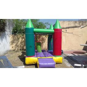 Castillo Inflable 2x2.50 Muy Buen Estado Pampero