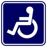 Adesivos Deficiente Cadeirante Gestante Surdo Mudo