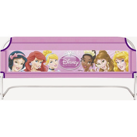 Grade De Proteção Infantil P/ Cama -princesa Original Disney