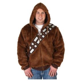 Disfraz Chewbacca Hoodie Sudadera Chamarra Star Wars