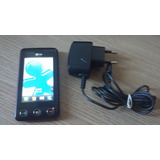 Celular Lg Kp570 Bloqueado Vivo - Produto Usado