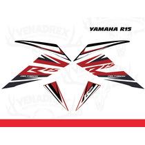 Calcomanias Stickers Yamaha R15