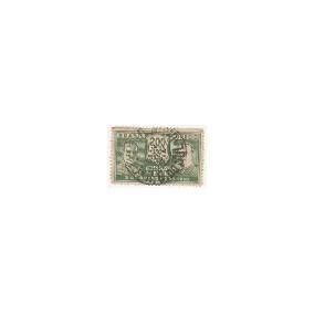 Selo 200 Réis - Pró-inválidos E Órphãos - Revolução 1930c Ab