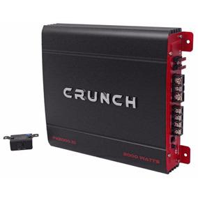 Amplificador Para Auto Crunch Px-2000.1d 2000w