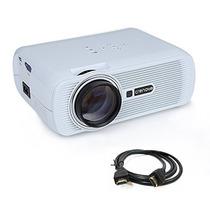 Crenova Xpe460 Led Proyector Video Proyector Casero Con La