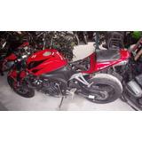 Sucata De Leilão Para Wheeling Stunt Pista Honda Cbr600 2008