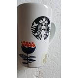 Termo Starbucks Coffee Taza De Cerámica Spring 355ml. New!