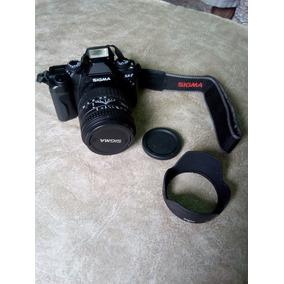 Cámara De Fotos Sigma Sa7 Reflex