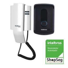 Interfone Intelbras Porteiro Residencial Ipr 8010 Intelbras