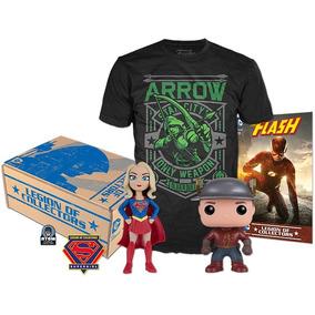 Legion Of Collectors Funko Pop Dc Tv Flash Arrow Super Girl