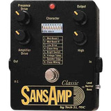 Tech 21 Sansamp Classic - Nuevo - En Stock