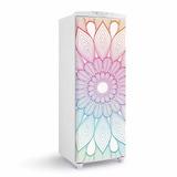 Adesivo De Geladeira Envelopamento Porta Desenho (geladeira