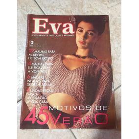 Revista Eva 16 Motivos De Verão Malhas Infantis Decoração