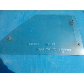 Cristal Costado Lado Copiloto Tsuru 1 84-87, 2 Puertas Usado