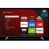 Smart Tv Tcl 4k 55 Harman Kardon Android Sint. Digita