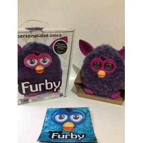 Furby Original, Nuevo + Caja, Color Morado