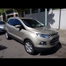 Ford Ecoesport 1.6 Titanium Sigma 2012 Full