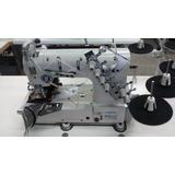 Maquina Cinturera Industrial Jack 4 Agujas Con Puller