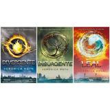 Divergente Saga De 4 Libros + Los 5 Libros De Cuatro Pdf