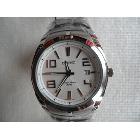 Relógio Orient Mbss1114 Masculino Visor Branco Sport Quartz