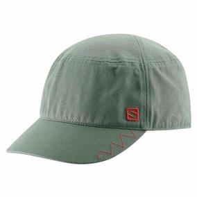 Gorra Salomon Military Unisex Verde