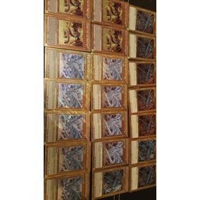 Lata Grande Cartas De Yugioh +800. Envio Gratis Dhl +30foils