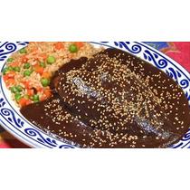 Exquisito Mole Xiqueño En Recetas Tradicionales 1/2 Kg