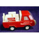 Camion Coca Cola De Juguete Vintage De Coleccion Buddy L