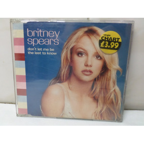 Britney Spears Single Dont Let Me Be The Last To Know Europa