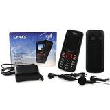 Telefono Lynxx Gsm Liberado 1 Sim Mp3 Sd Camara