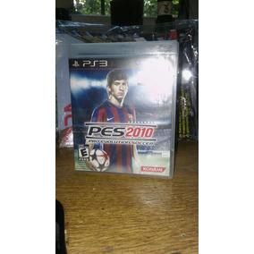 Pes 2010. Play 3