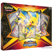 Pokemon Box Pikachu V Destinos Brilhantes