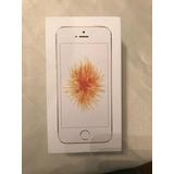 Iphone Se 64 Gb Gold Nuevo Original Liberado