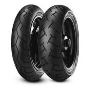 Kit Cubierta Pirelli Diablo 100 90 + 90 90 14 Honda Pcx 150