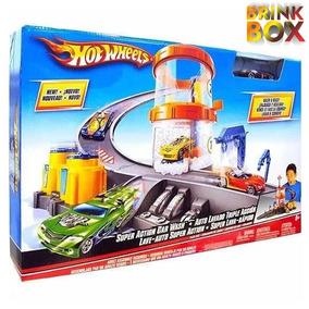 Pista Hotwheels Super Lava Rápido - Mattel Lava Jato