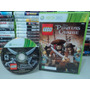 Lego Piratas Do Caribe Vídeo Game Xbox 360 Frete Barato