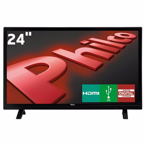 Tv Led 24 Hd Philco Ph24e30d Hdmi Usb C/ Desconto