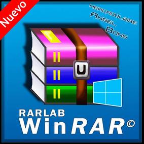 Winrar Licencia Personalizada Original Ultima Version 2018