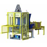 Máquina Hidráulica Para Blocos De Concreto - Mbh-300