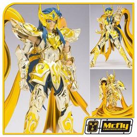 Cavaleiros Do Zodiaco Cloth Myth Camus Aquario Sog Gold Ex