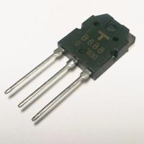 2sb688 Ecg (37) Salida Amplificada Genérica