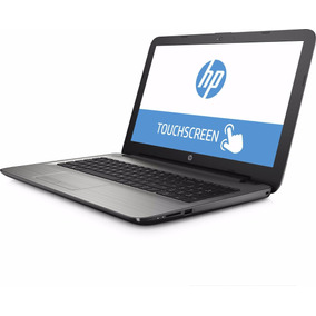 Laptop Hp Amd A10 6gb 15.6 1tb W10 Tactil Touch = Intel I7