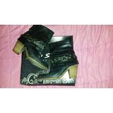 Zapatos Botinetas Tosca Cuero Talle 36