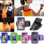 Suporte Braço Iphone 4s 5s 5c Armband Porta Celular Fitness