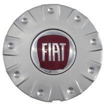 Calota De Centro Miolo Tampa De Roda Liga Leve Fiat Punto