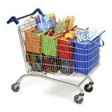 Carretilla Bolsas Paquete De 4 Con Refrigerador Envío Gratis