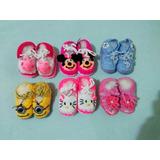 Zapatos, Calzado Para Bebé Tejidos A Mano Hipoalergénico