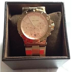 Relógio Michael Kors Mk5314 Rose Gold Lançamento Leilão - Relógios ... d19d514b73
