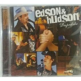 Cd Edson & Hudson - Despedida 2009 [novo Lacrado]