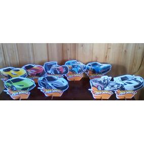 Kit Hot Wlees De Mesa,display,festa Infantil,mdf